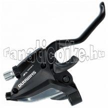 Shimano ST-EF500-2 újjas jobb 7-es fékváltókar V-fékhez fekete