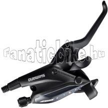 Shimano Altus ST-EF505 jobb 8-as fékváltókar hidraulikus tárcsafékhez fekete
