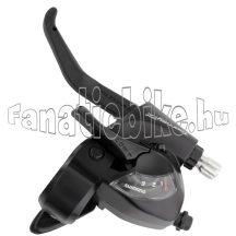 Shimano ST-TX800 2 ujjas bal fékváltókar fekete
