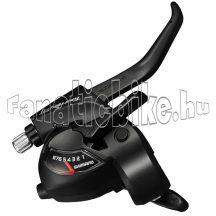 Shimano ST-TX800 2 ujjas jobb 8-as fékváltókar fekete