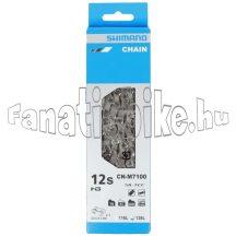 Shimano SLX CN-M7100 12 sebességes 126-szemes HG lánc