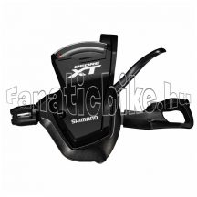 Shimano XT SL-M8000 rapidfire bilincses bal 2-3 sebességes váltókar