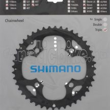 Shimano FC-M553 (Y1J998070) 44F lánckerék fekete