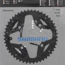 Shimano FC-M391 (Y1ME98070) 48F lánckerék fekete
