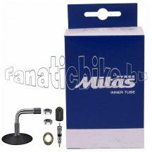 Mitas 10-1,75-2,00 (47/52-152mm) tömlő SV90/90mm (autó szelepes)