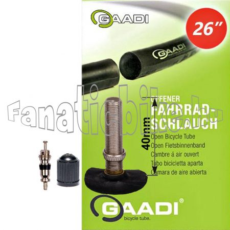 Mitas (Gaadi) 26x1,60/1,75 (40/47-559)  SV40 tömlő