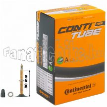 Continental Race28 S80 18/25-622/630 tömlő FV 80mm