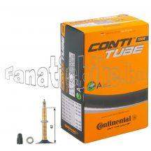 """Continental MTB 29"""" S42 mm  47/62-622 presta szelepes tömlő"""