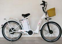 """POB-10 22"""" 36V elektromos kerékpár"""