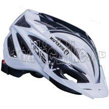 Bikefun Vision fejvédő fehér-fekete