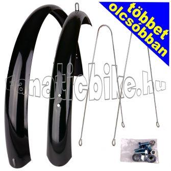 """26"""" 53mm CN fém sárvédő fekete"""